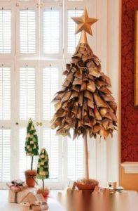 聖誕節快樂!千奇百怪的聖誕樹來給大家送祝福啦!