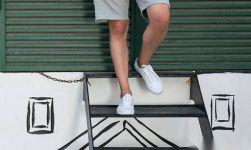 清爽百搭小白鞋的領軍潮流品牌 vans潮搭永遠不過時