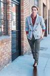 街拍搭配DIY:優雅針織Style 這個季節最合適的服裝